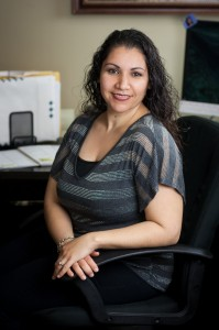 Yolanda Orozco, Office Manager